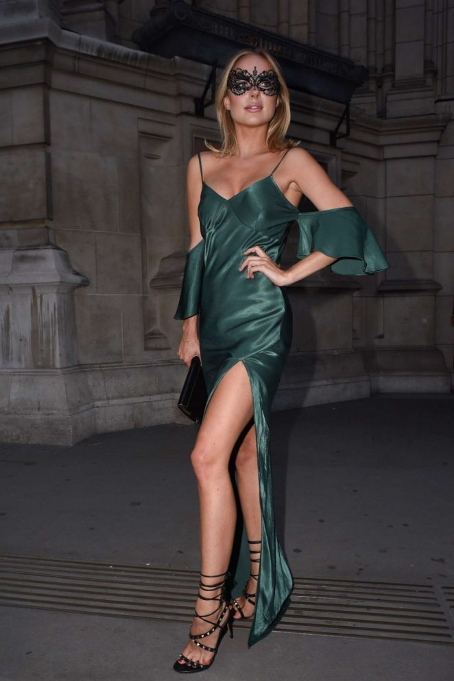 Kimberley Garner – Revlon Choose Love Masquerade Ball in London