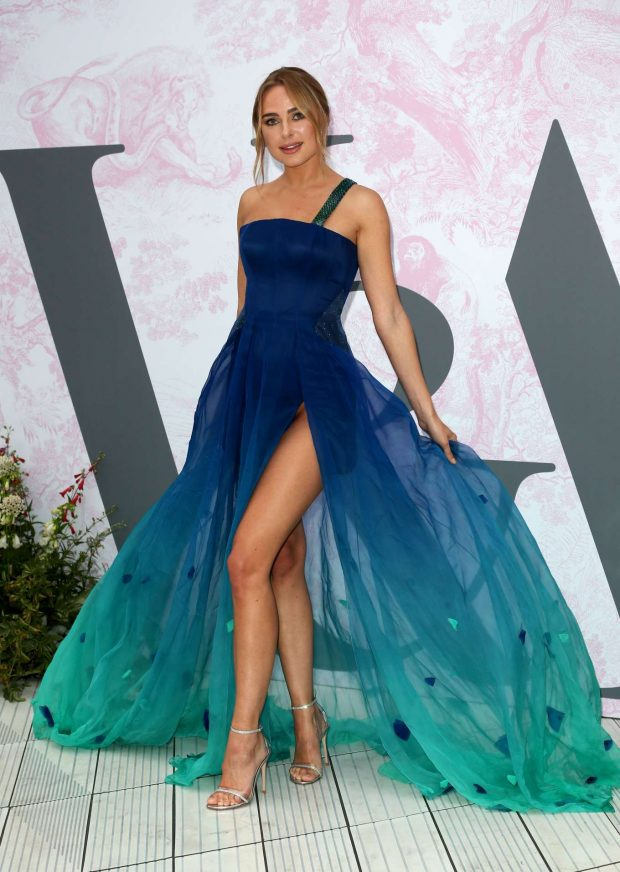 Kimberley Garner - The V&A Summer Party 2019 in Partnership with Dior in London