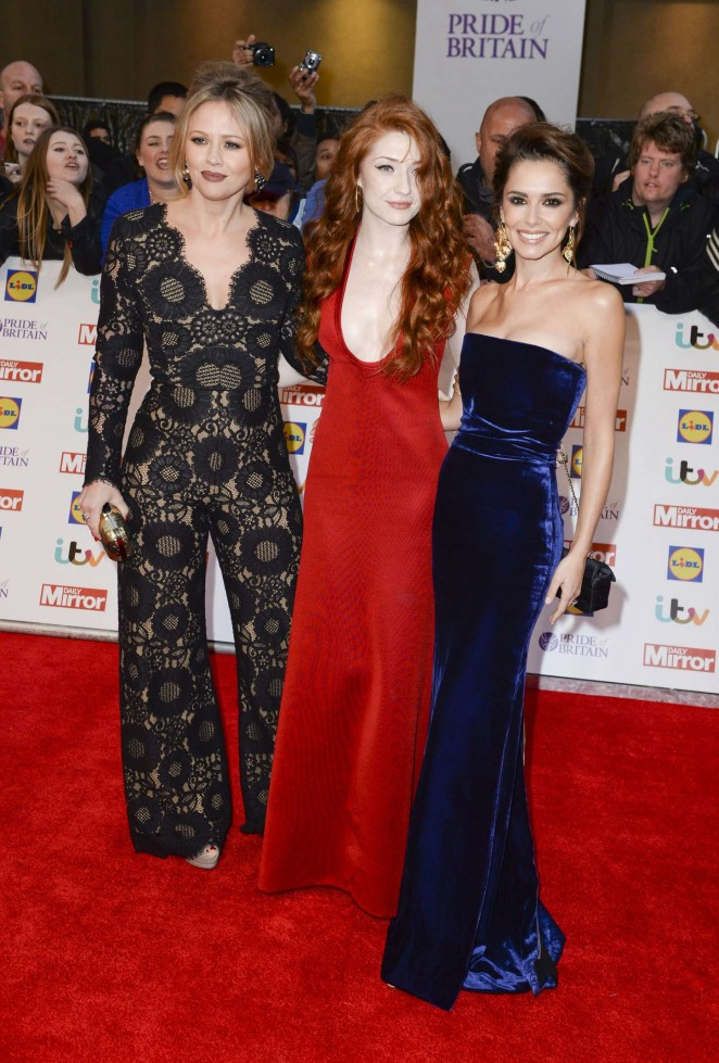 Kimberley Walsh: 2015 Pride of Britain Awards -03