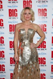 Kimberley Walsh - Big the Musical Press Night in London