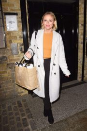 Kimberley Walsh - Leaving Big The Musical in London