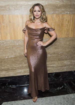 Kimberley Walsh - Performs at Crazy Coqs in London