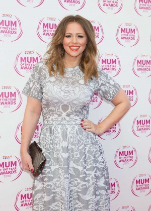 Kimberley Walsh - Tesco Mum Of The Year Awards 2015 in London