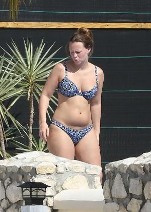 bikini Gaby roslin
