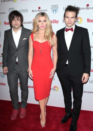Kimberly Perry - Woman's Day 13th Annual Red Dress Awards in New York