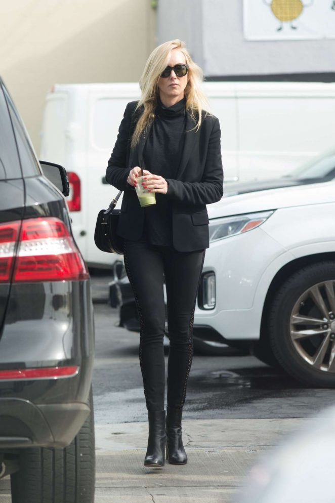 Kimberly Stewart - Out in Los Angeles