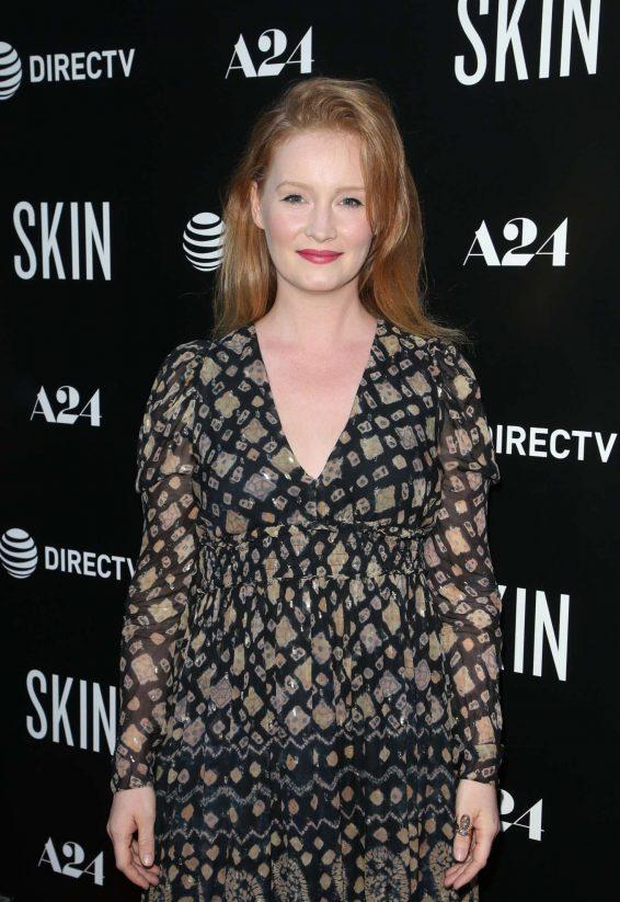 Kimberly Van Der Beek - 'Skin' Premiere in Los Angeles