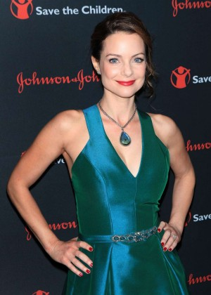 Kimberly Williams-Paisley - 2015 Save The Children Illumination Gala in NY