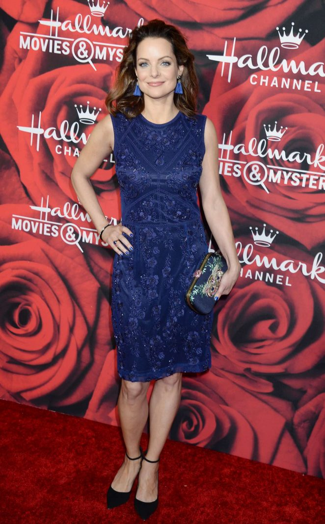 Kimberly Williams-Paisley - 2017 Hallmark Channel TCA Winter Press Tour Party in LA