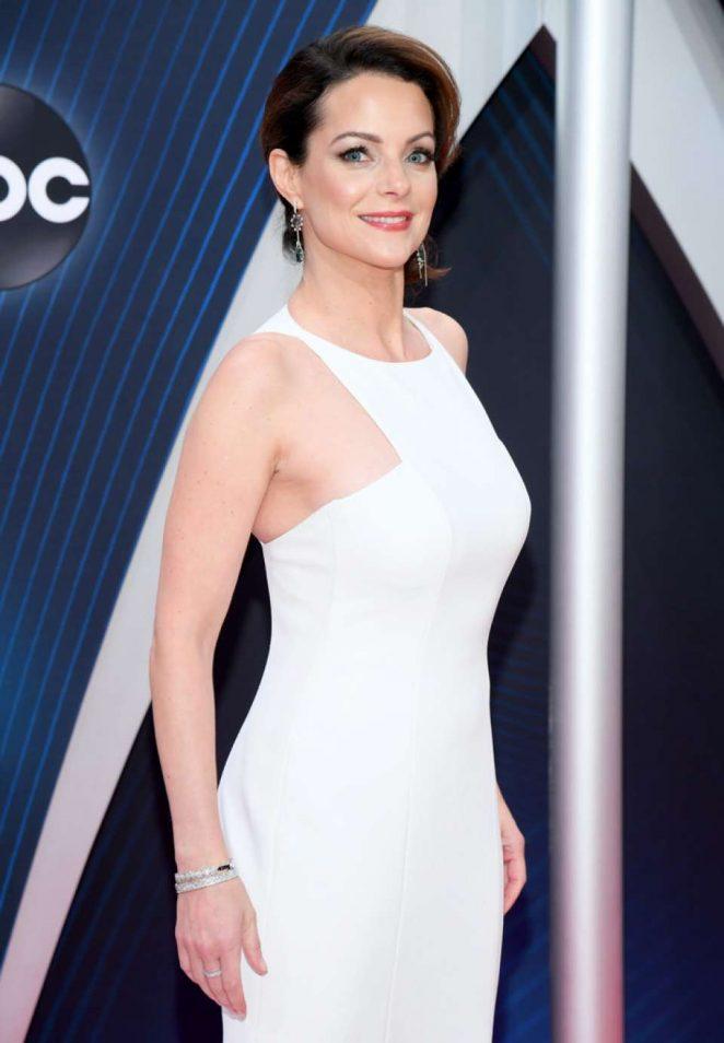 Kimberly Williams-Paisley – 52nd Annual CMA Awards in Nashville
