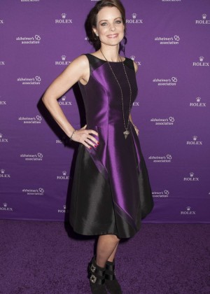 Kimberly Williams-Paisley - Alzheimer's Association 32nd Annual Rita Hayworth Gala in NYC