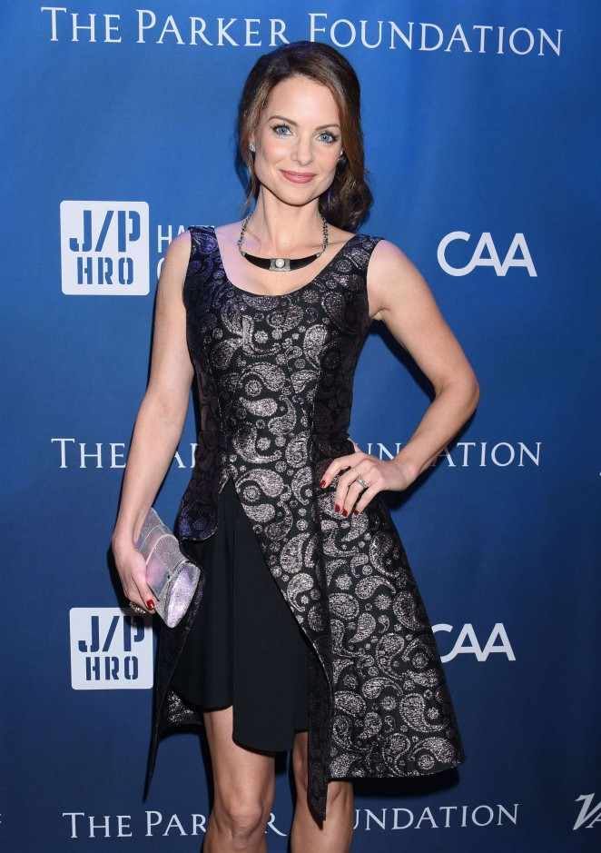 Kimberly Williams-Paisley - Gala Benefiting Haiti Relief in Beverly Hills