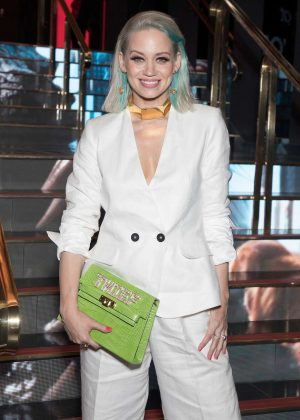 Kimberly Wyatt - Cineworld Leicester Square Relaunch Party in London