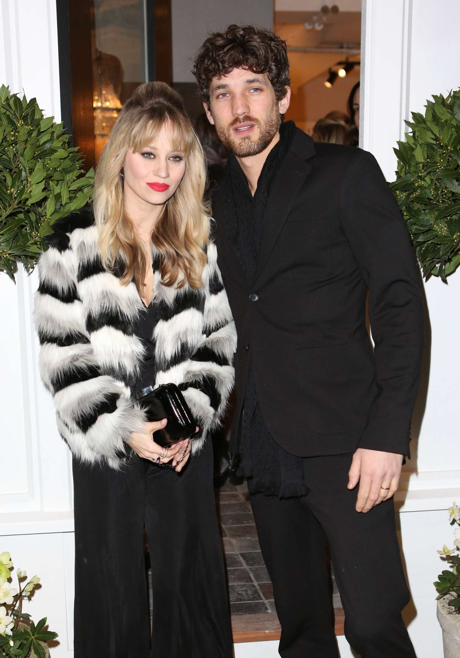 Kimberly Wyatt - Larry King Hairdressing Salon Launch Party in London