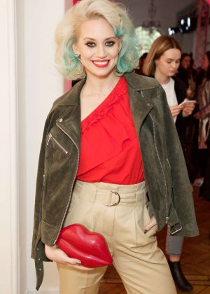 Kimberly Wyatt - Michelle Keegan Launches her very.co.uk Collection in London