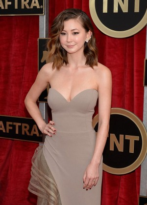 Kimiko Glenn - 2015 Screen Actors Guild Awards in LA