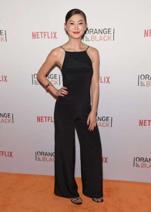 Kimiko Glenn - 'Orangecon' Fan Event in NYC