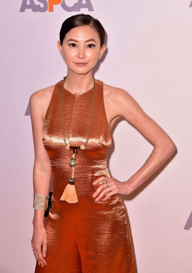 Kimiko Glenn - The ASPCA 20th Annual Bergh Ball in New York City