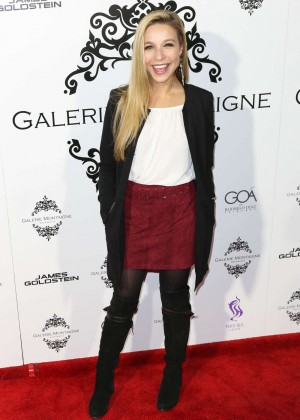 Kira Kazantsev - Galerie Montaigne Opening in Los Angeles