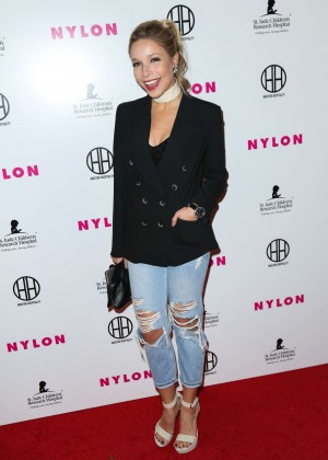 Kira Kazantsev - NYLON Magazine's Muses And Music Party in LA