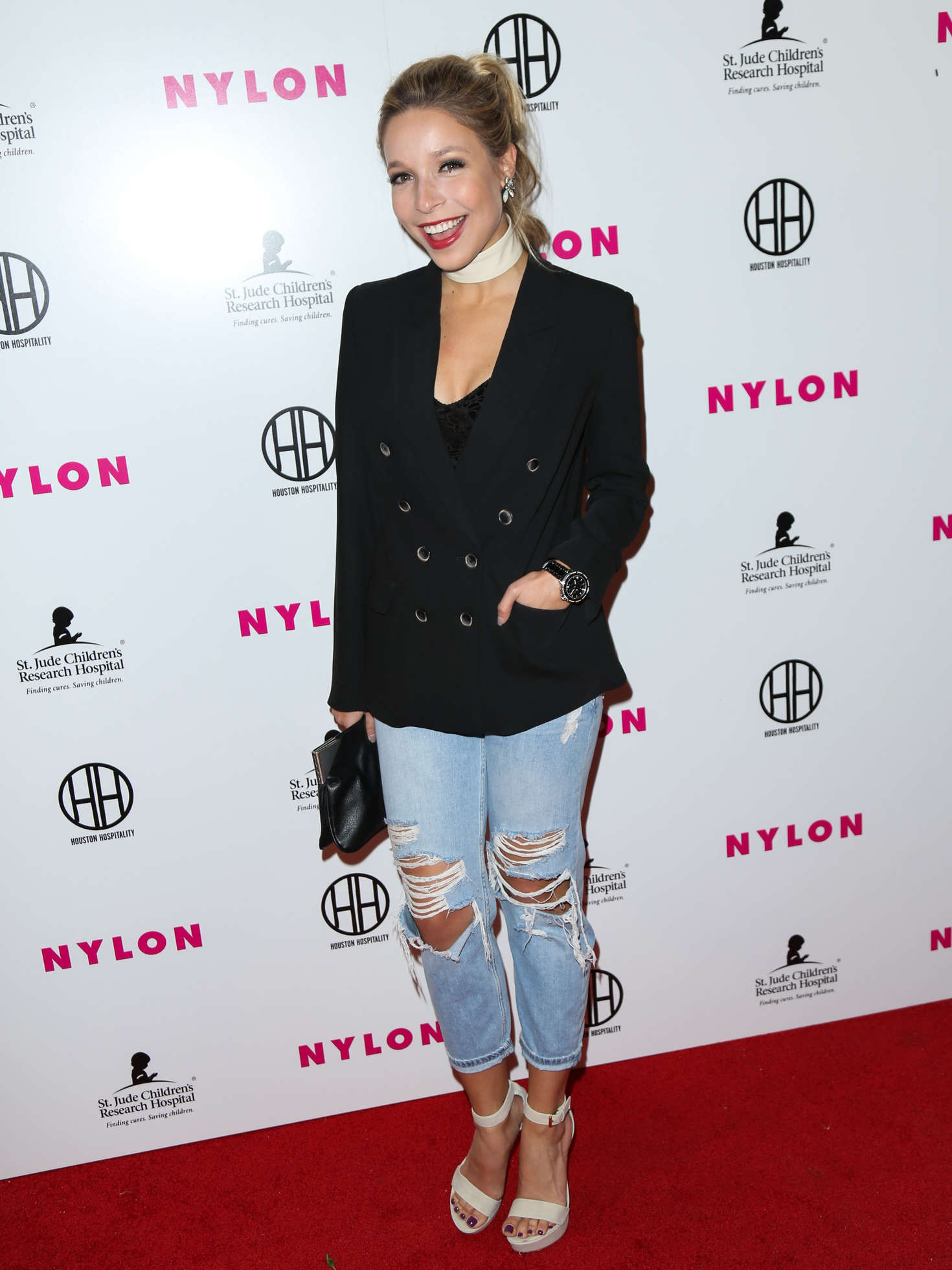 Kira Kazantsev 2016 : Kira Kazantsev: NYLON Magazines Muses And Music Party -02