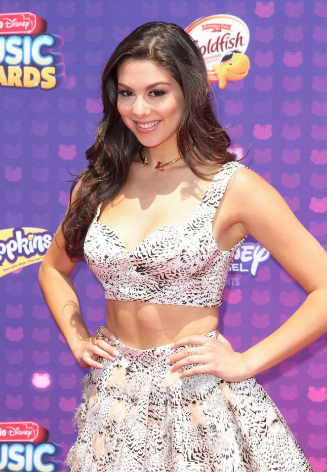 Kira Kosarin - 2016 Radio Disney Music Awards in Los Angeles