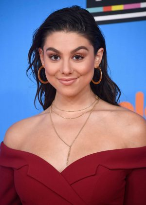Kira Kosarin - 2018 Nickelodeon Kids' Choice Awards in Los Angeles