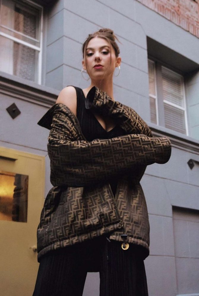 Kira Kosarin – Ladygunn Magazine (January 2019)