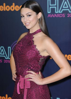 Kira Kosarin - Nickelodeon Halo Awards 2016 in New York
