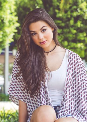 Kira Kosarin - NKD Magazine (September 2016)
