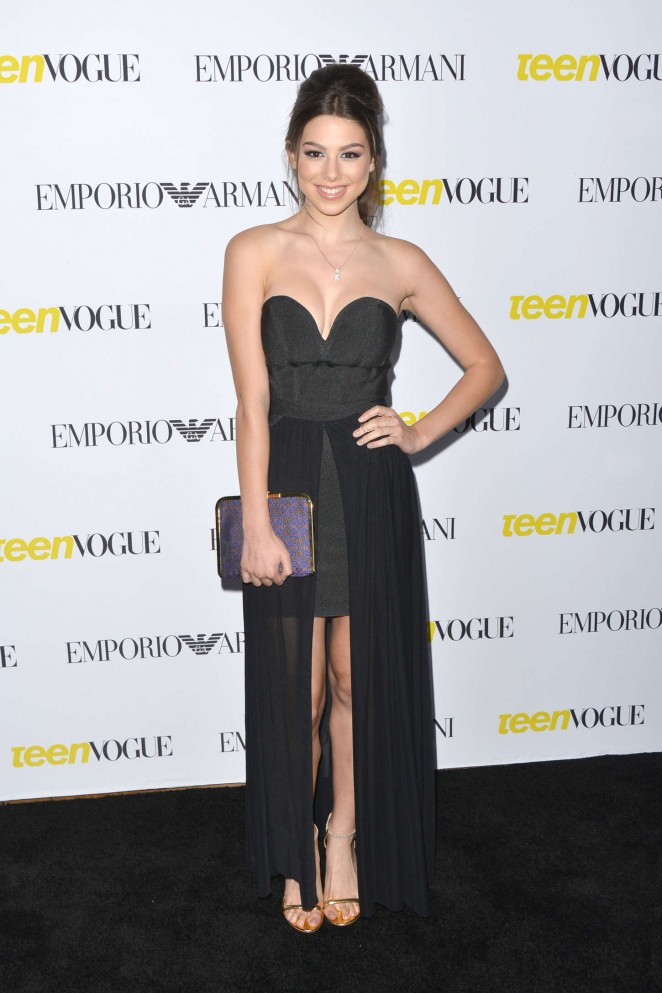 Kira Kosarin - 2015 Teen Vogue Young Hollywood Party in LA