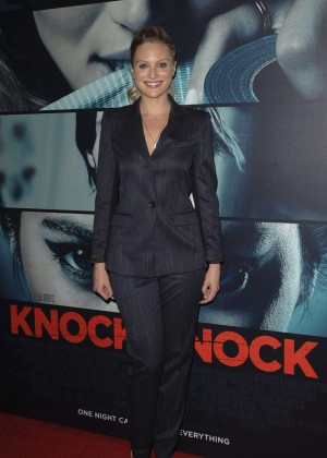 Kirby Bliss Blanton - 'Knock Knock' Premiere in Hollywood