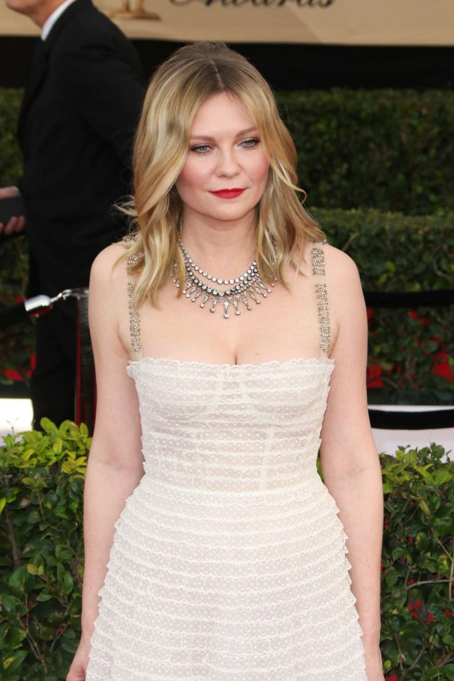 Kirsten Dunst - 2017 Screen Actors Guild Awards in Los Angeles