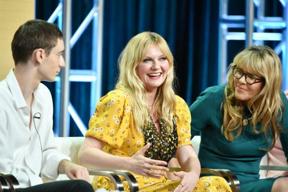 Kirsten Dunst 2019 : Kirsten Dunst – 2019 Summer TCA Press Tour-01