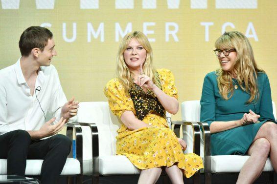 Kirsten Dunst 2019 : Kirsten Dunst – 2019 Summer TCA Press Tour-05