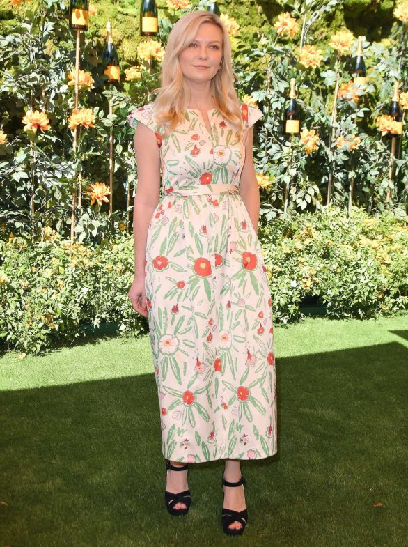 Kirsten Dunst - 2019 Veuve Clicquot Polo Classic in Los Angeles