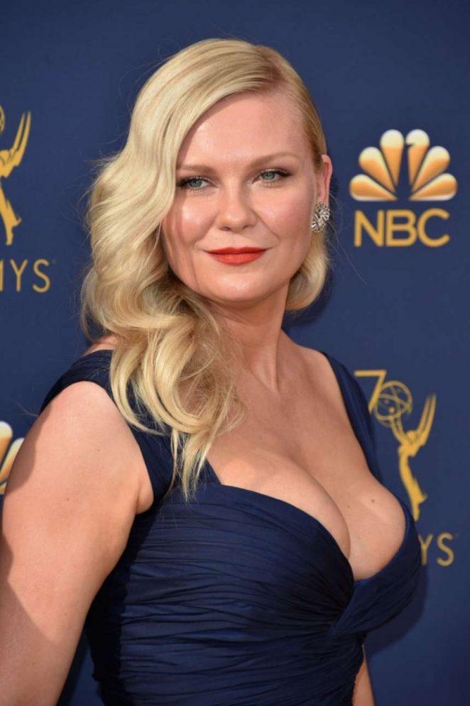 Kirsten Dunst - 2018 Emmy Awards in LA