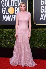 Kirsten Dunst - 2020 Golden Globe Awards in Beverly Hills