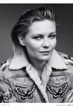Kirsten Dunst - CBS Watch! Magazine (May 2020)