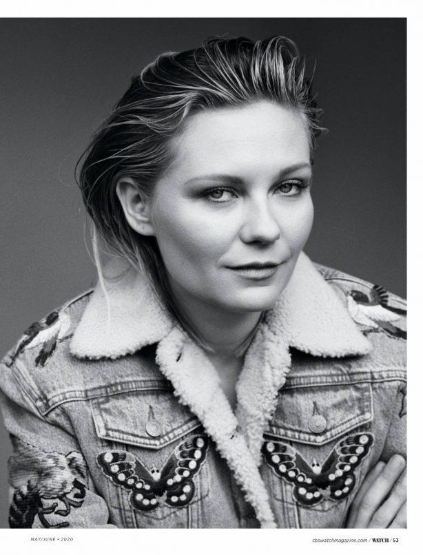 Kirsten Dunst - CBS Watch! Magazine (May 2020)