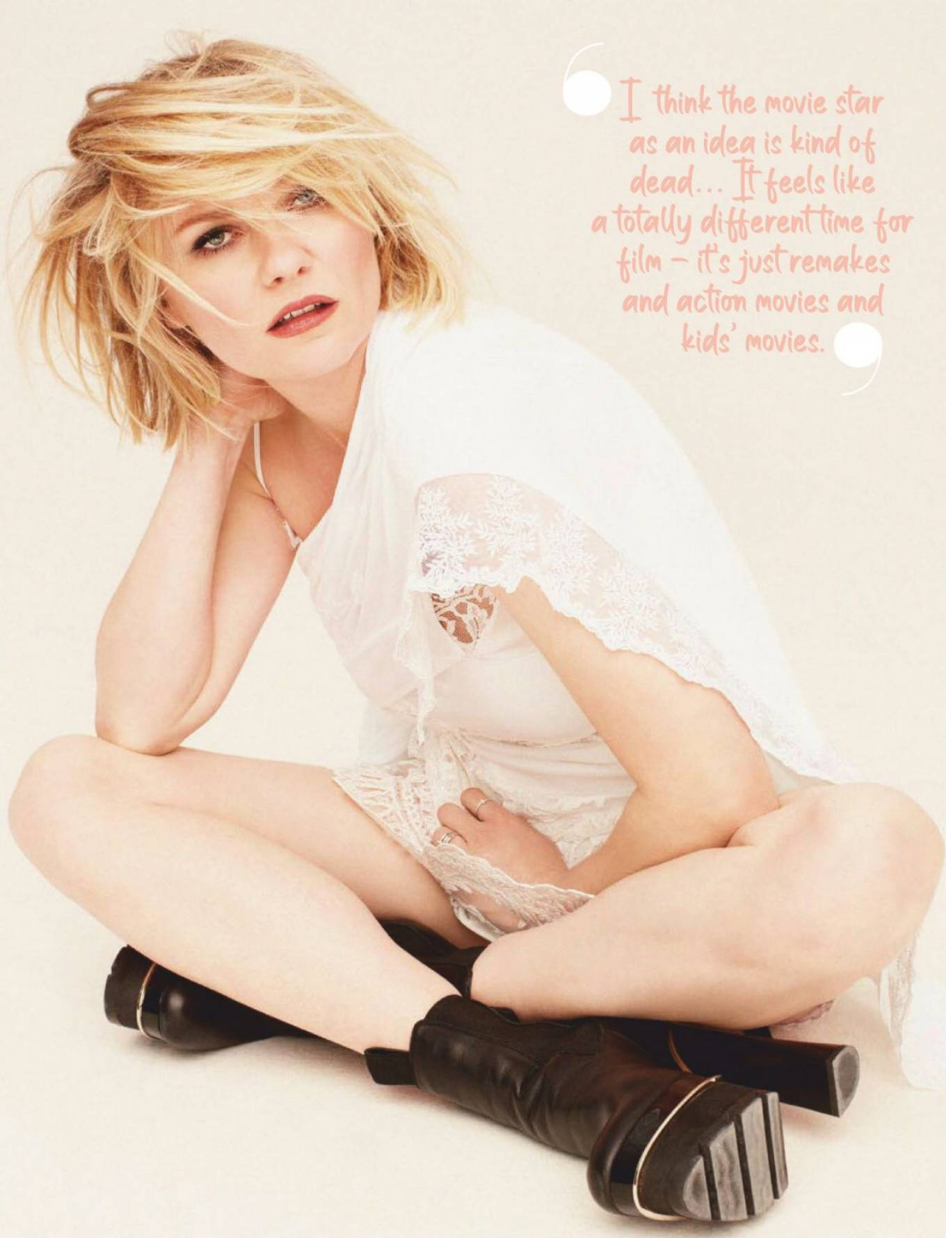 Kirsten Dunst - Fairlady Magazine (August 2020)