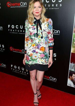 Kirsten Dunst - 'Focus Features' Presentation at 2017 CinemaCon in Las Vegas