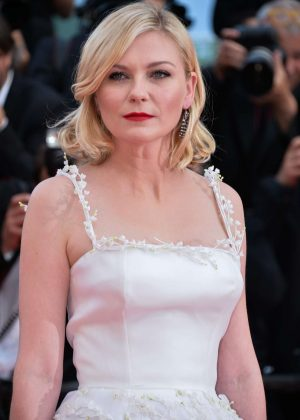 Kirsten Dunst - 'Loving' Premiere at 2016 Cannes Film Festival