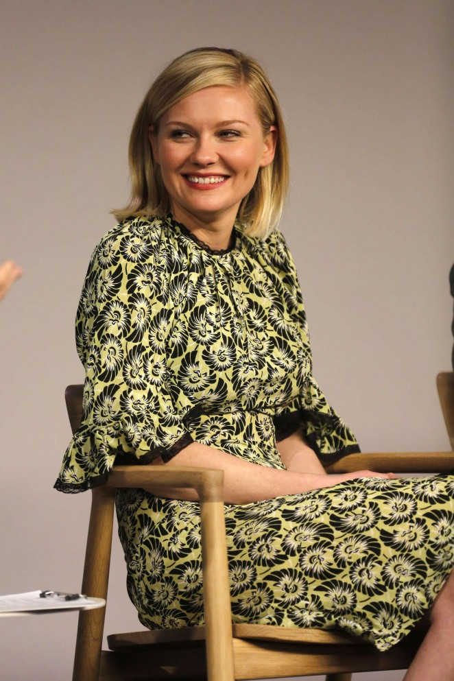 Kirsten Dunst - 'Midnight Special' actors during special for Apple Store in NY