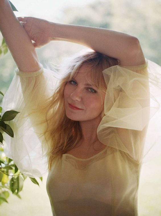 Kirsten Dunst -  Net-A-Porter - August 2019