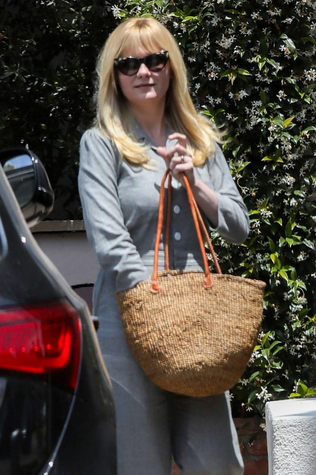 Kirsten Dunst - out in West Hollywood