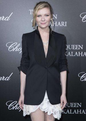Kirsten Dunst - 'The Garden of Kalahari' Movie Presentation in Paris
