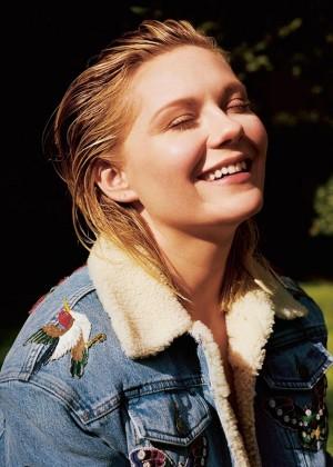 Kirsten Dunst - The Gentlewoman Magazine (Spring/Summer 2016)