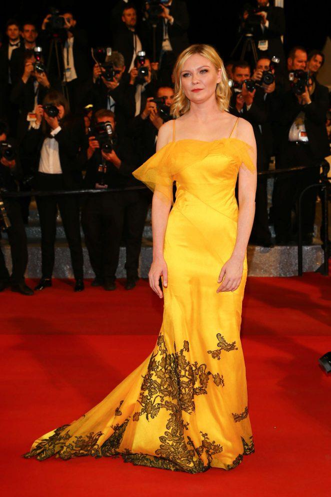 Kirsten Dunst - 'The Neon Demon' Premiere at 2016 Cannes Film Festival