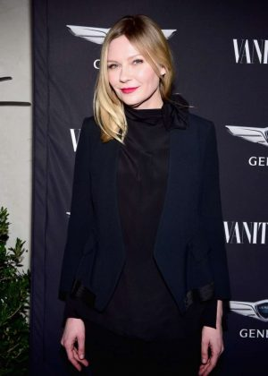 Kirsten Dunst - Vanity Fair and Genesis Celebrate Hidden Figures in LA